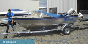 14 to 15ft Model