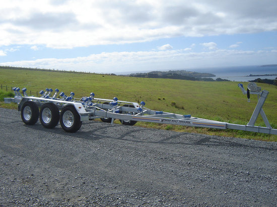 27-33ft AX940T - Trailers NZ - Affordable Quality Trailers for Sales