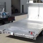 custom built car trailer 3 Race Car Trailer