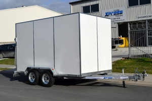 Tough Enclosed Trailers