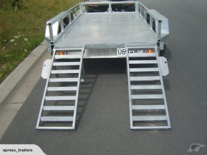 Heavy Duty Digger Trailers