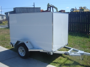 NZ made Enclosed Trailers