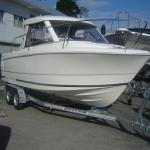 Single Axle Boat Trailer - Auckland