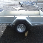 Single Axle Car Trailer - Auckland NZ