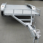 Single Axle Car Trailer - Auckland
