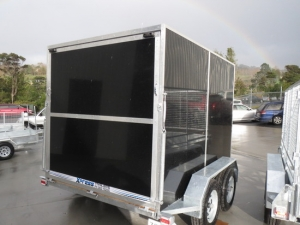 Custom Design Enclosed Trailers
