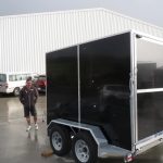 Enclosed Trailer - 7