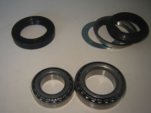 Trailer Replacement Bearings