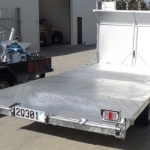 custom built car trailer 3 Race Car Trailer