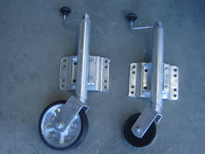 Jockey Wheel Trailer Part