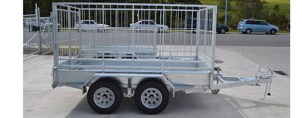 Box trailers for sale NZ