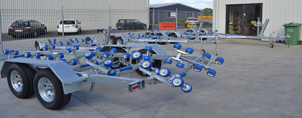 Tandem Axle Bot trailer for sale nz