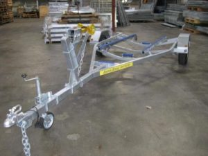 Single Axle 500 Trailer
