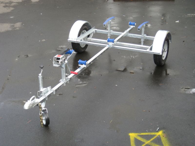 Single Axle 360 Trailer
