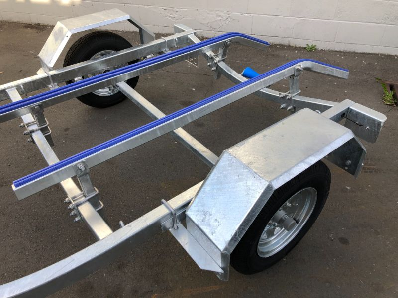 Single Axle 390 Trailer