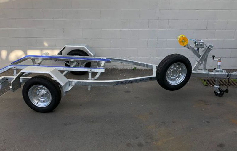 Single Axle 430 Trailer