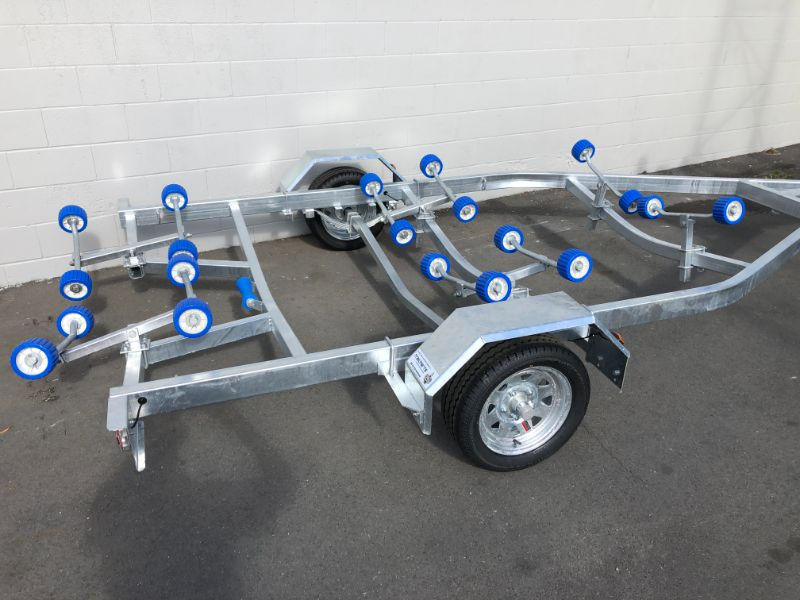 Single Axle 580 Trailer